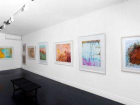 John Olsen works on paper at OLSEN Annexe and LIMITED showroom