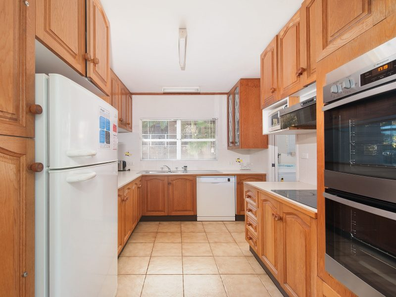 View of Kitchen from Lounge