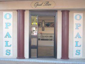Opal Bin Shop Front