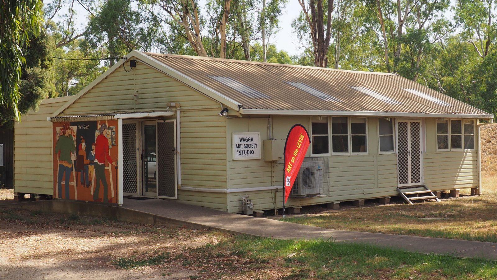 Art Studio, Small Street (off Tarcutta Street), Wagga Wagga