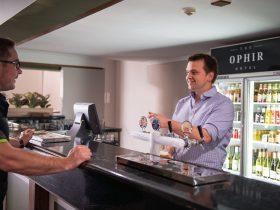 The Ophir Hotel Lounge Bar