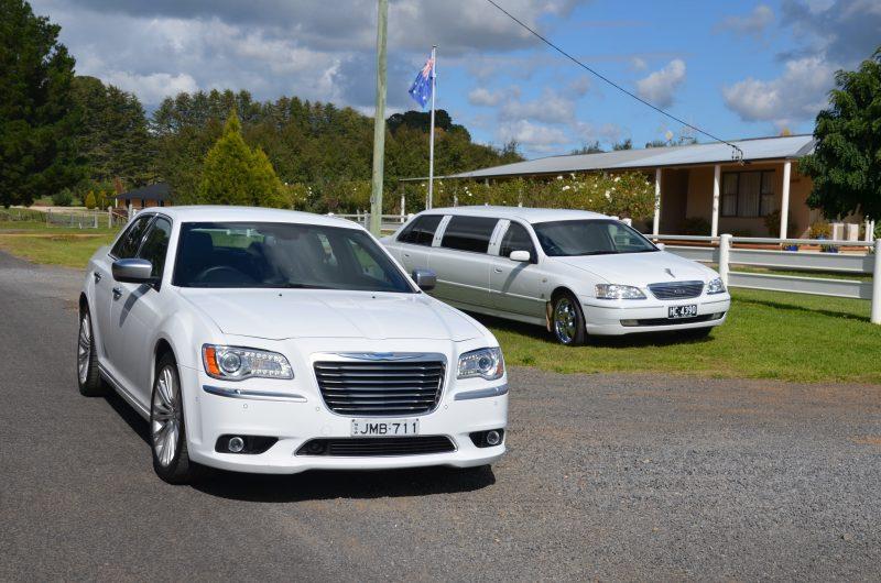 Chrysler and Limousine