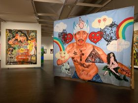 DAVID GRIGGS: BETWEEN NATURE AND SIN at Orange Regional Gallery
