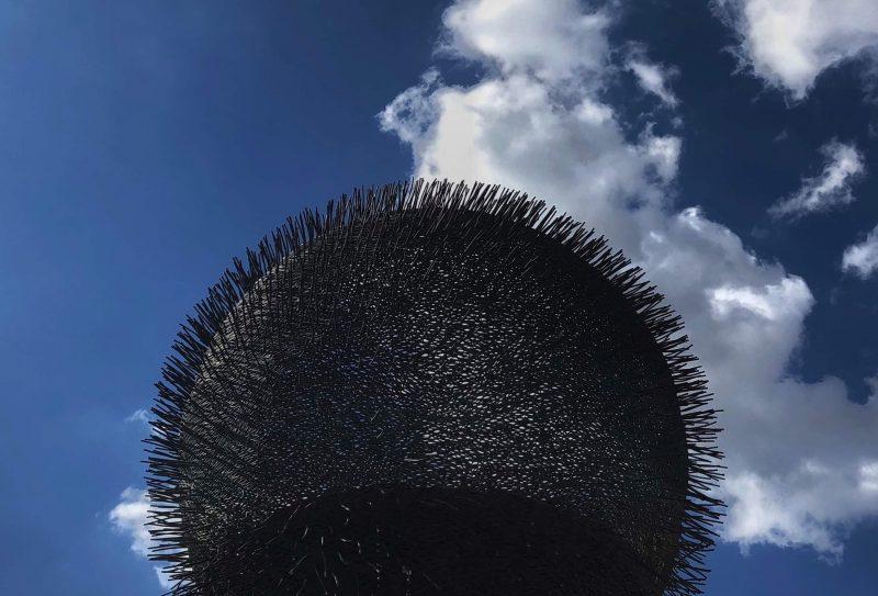 Bronwyn Oliver, 'Seed' fountain