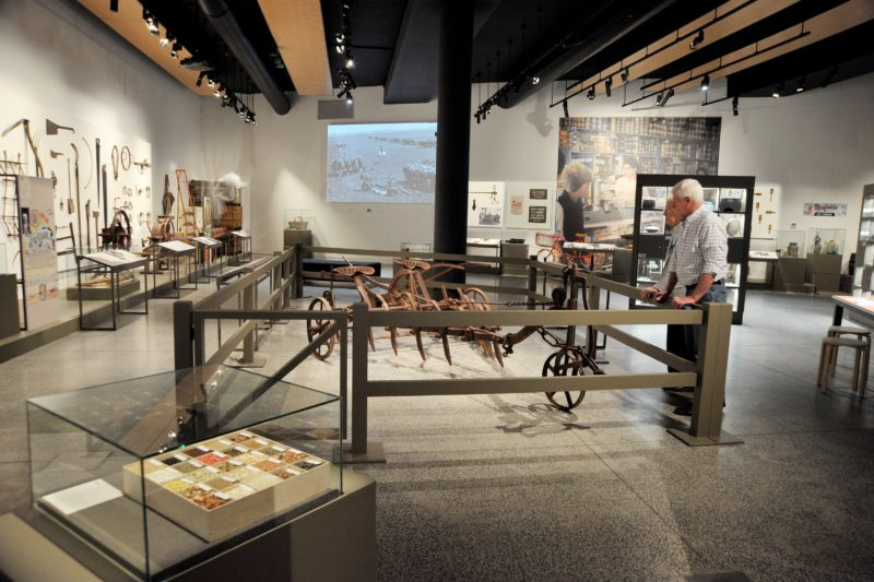 Paddock to Plate exhibition at Orange Regional Museum