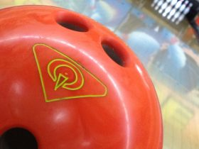 Orange Tenpin Bowls