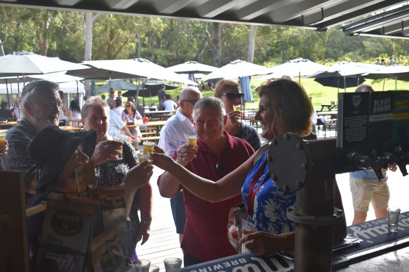 Murray's Craft Brewing Co & Port Stephens Winery