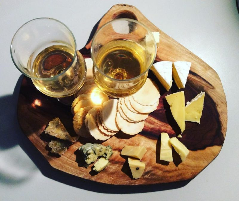 Cheese and Wine Platters available at Our Place