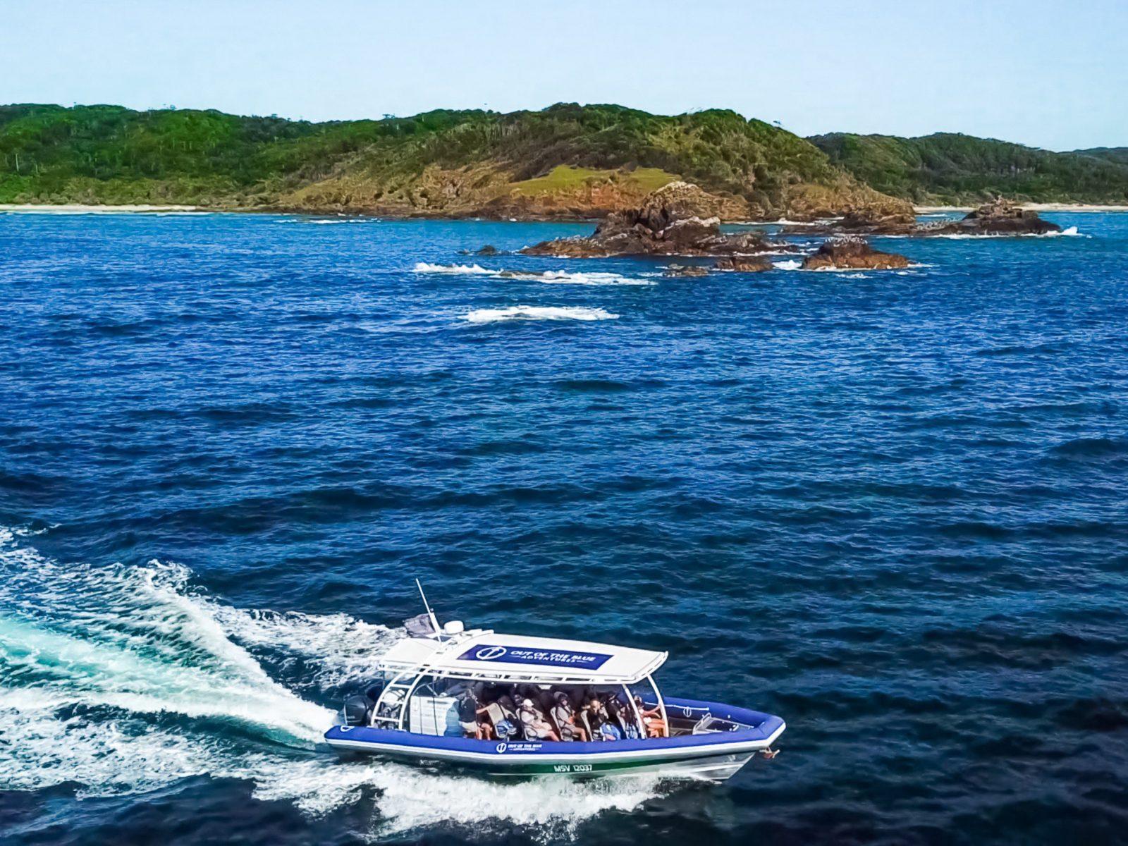Byron Bay cruises