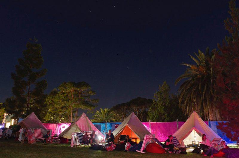 Outdoor Cinema at Sydney Olympic Park