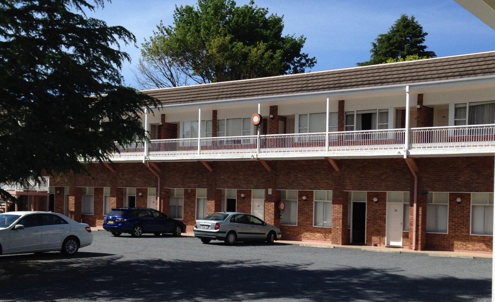 Oxley Motel Exterior