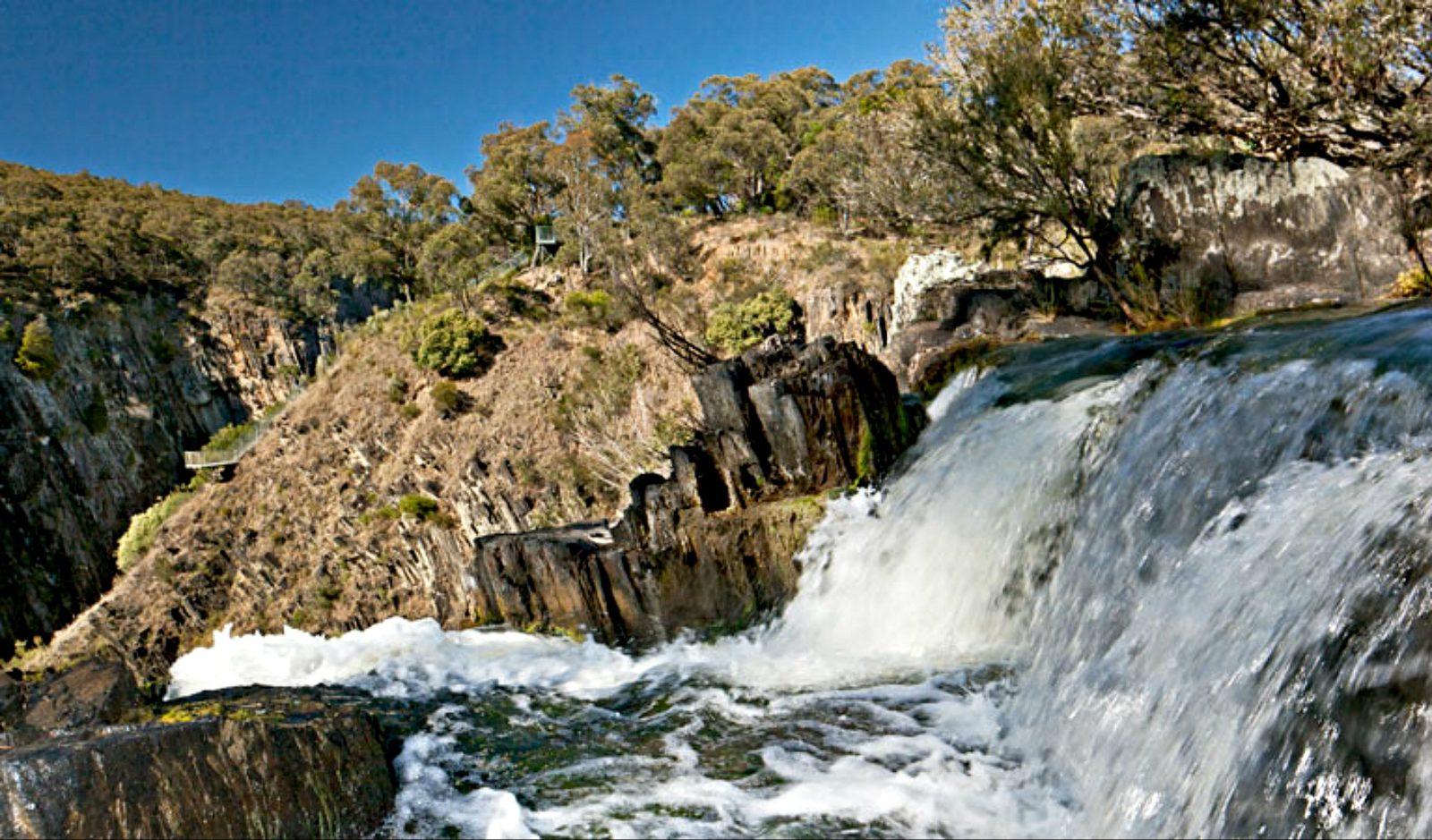 Oxley walk, Oxley Wild Rivers National Park. Photo: Gerhard Koertner