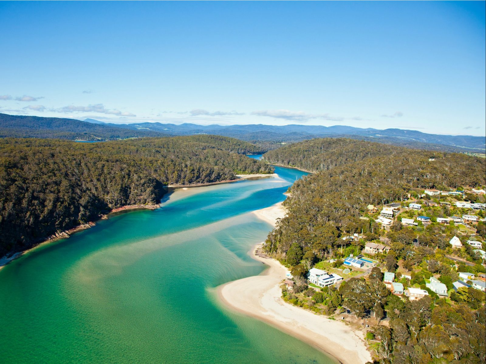 Pambula Beach, river, swim, accessible, dog-friendly