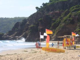 Surf, swim between the flags, life guard, pambula, sapphire coast