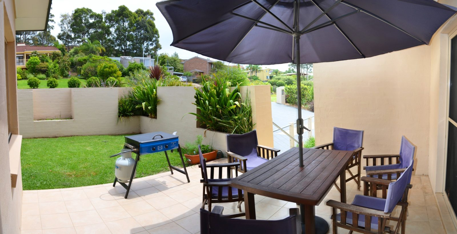 Great outdoor areas