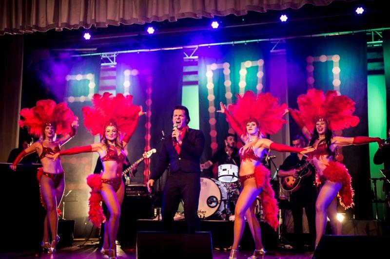 Australian Elvis Tribute Artist Mark Andrew