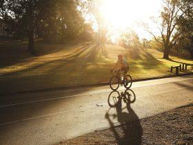 Parramatta River Cycleway