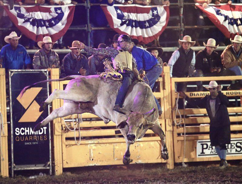 2018 Bull Rider