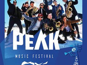 diverse group of Australian and international artists will descend on Perisher to showcase their am