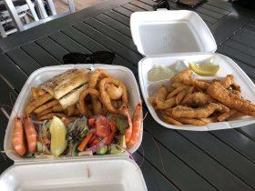Pelican Rocks Seafood Restaurant