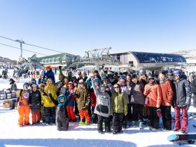Park event at Perisher