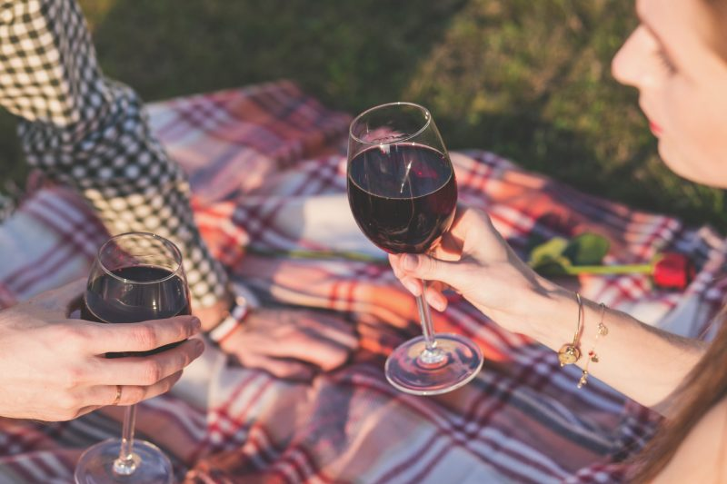 Picnic in the Vines