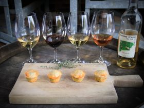2018 Pie and Pinot degustation