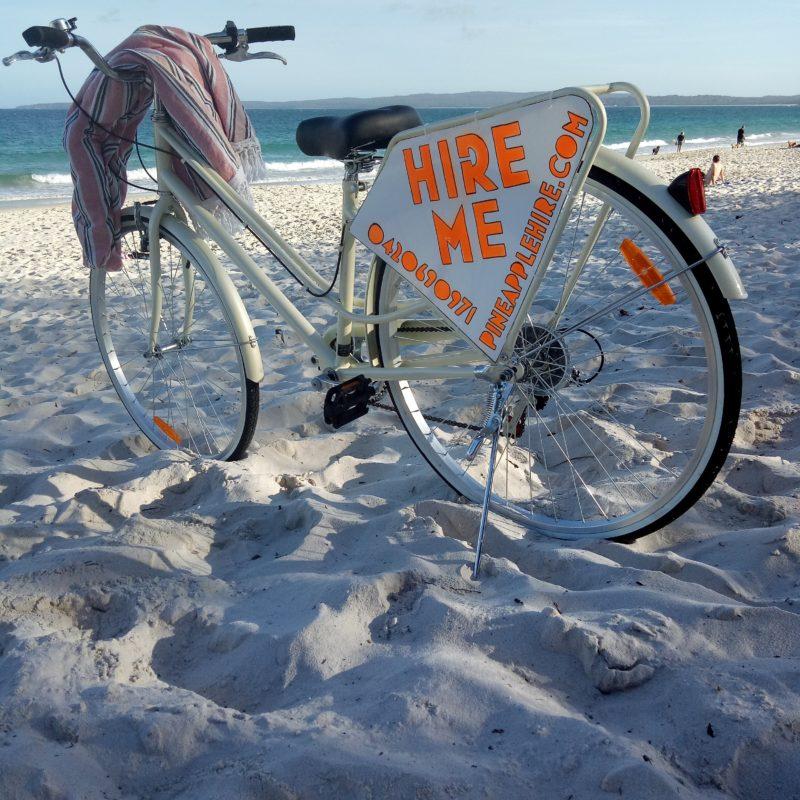 Bike Hire Jervis Bay