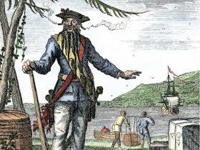 Backbeard at Jervis Bay Maritime Museum