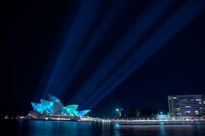 Vivid Sydney Dinner Cruise