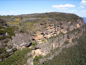 Prince Henry Cliff Walk, Blue Mountains National Park. Photo: Steve Alton