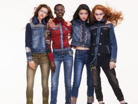 Desigual Australia Denim Jackets Jeans Morpeth Poklobin Womens winter fashion