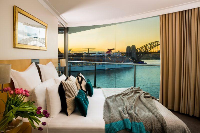 Pullman Quay Grand suites