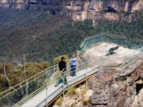 Pulpit Rock lookout