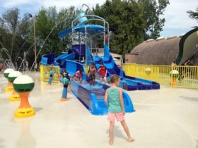 Queanbeyan Aquatic Centre Pool Kids Splash Park