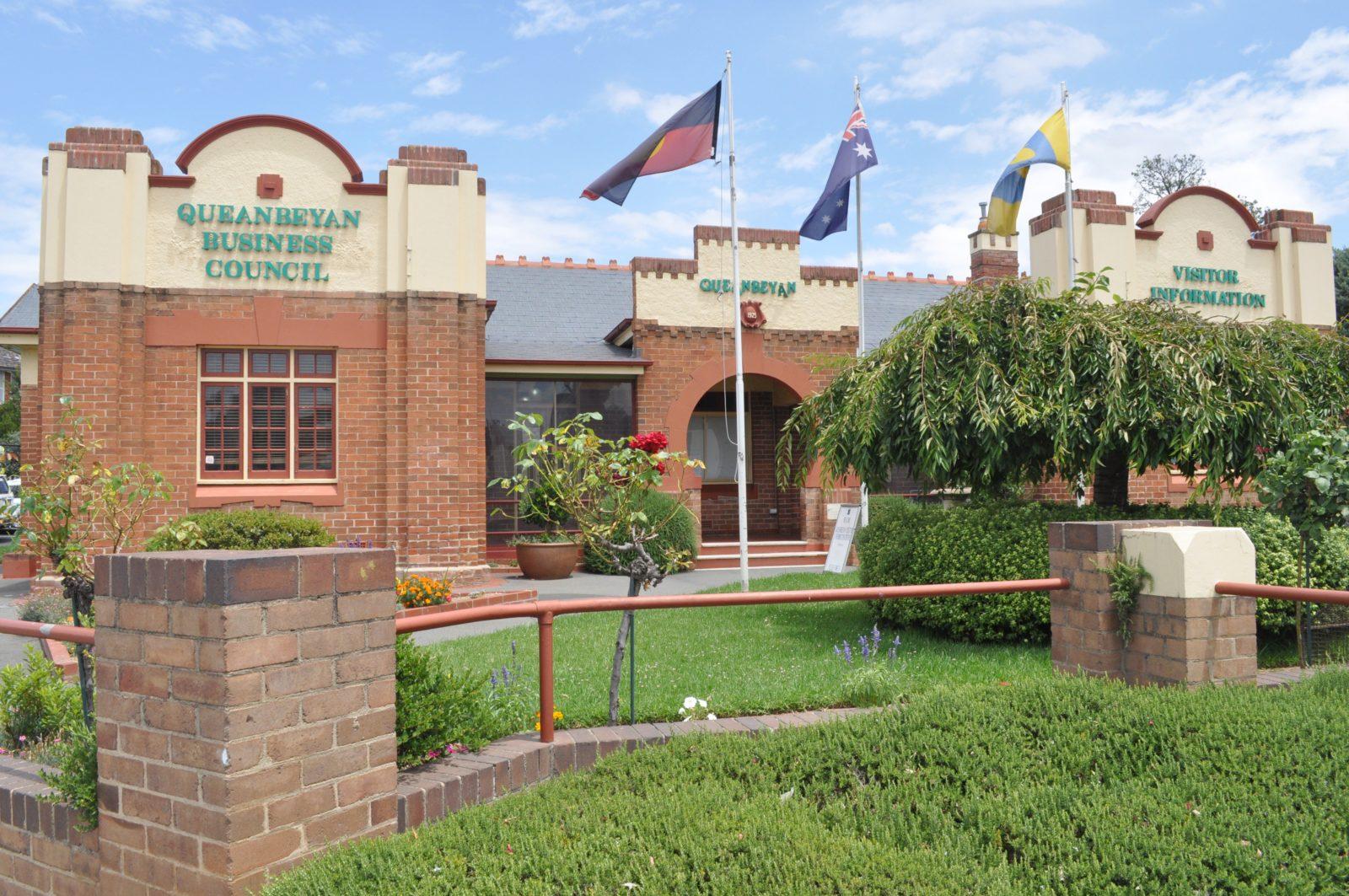 Queanbeyan Visitor Information Centre