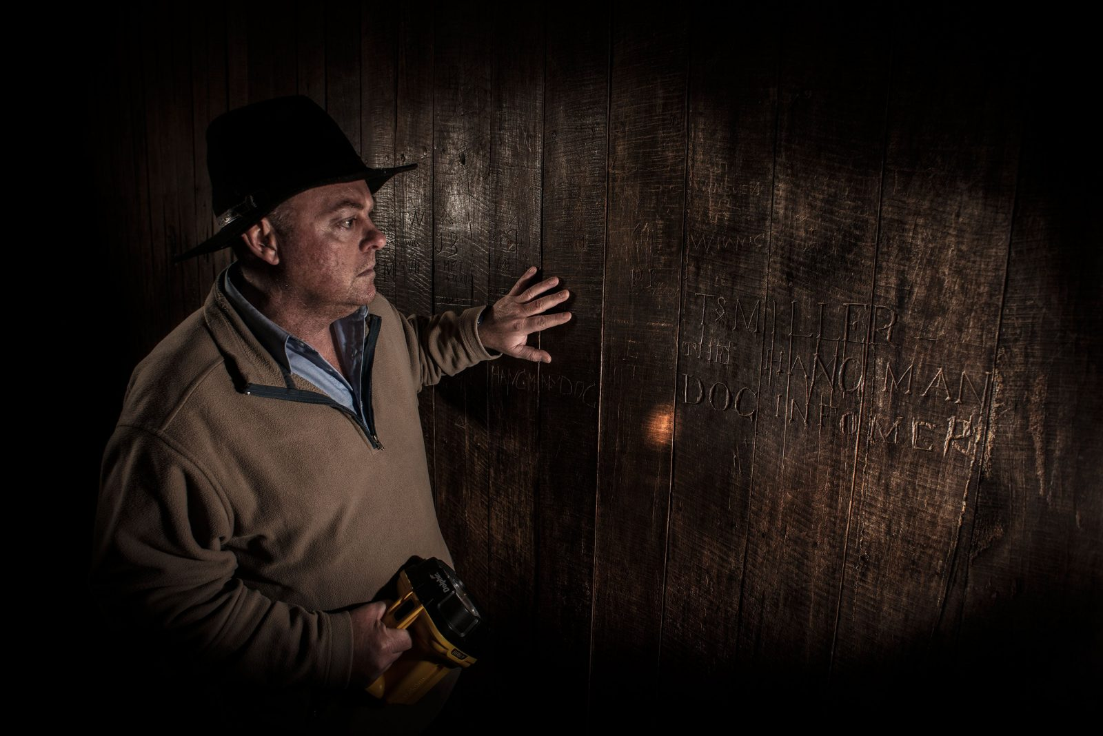 Ghost Buster Paranormal Investigator Australian Ghost Tours Lithgow