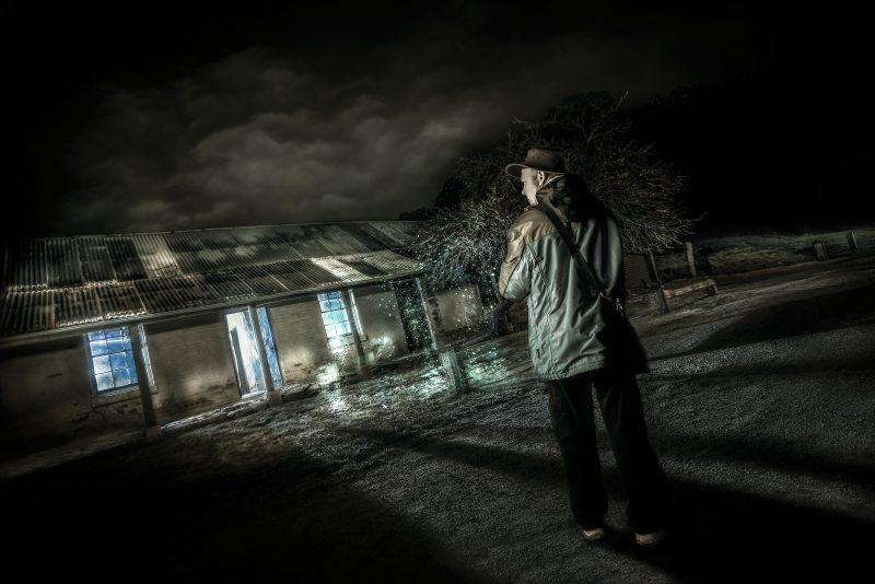 Paranormal Pete Ghostbuster Paranormal Investigator