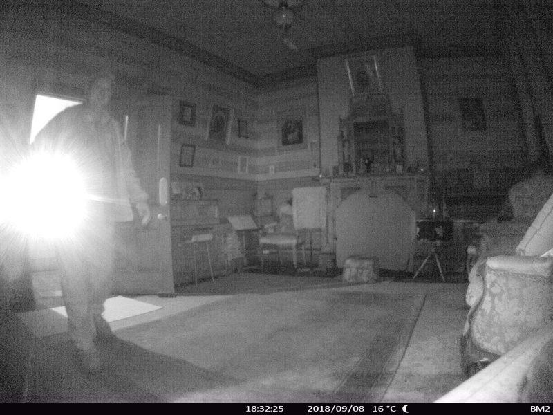 Mount Victoria Ghost Tours Australia, Ghostbuster Paranormal Pete, Paranormal Investigator.
