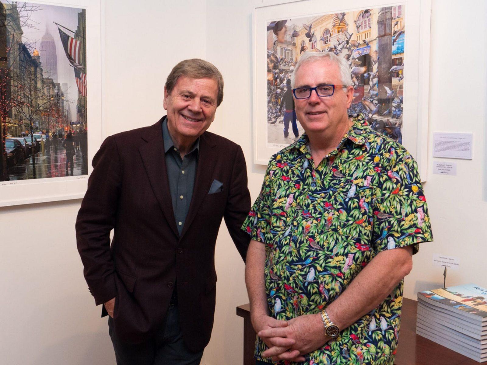 Ray MArtin & Ken Duncan