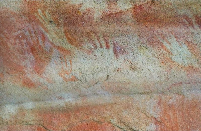 Red Hand Cave
