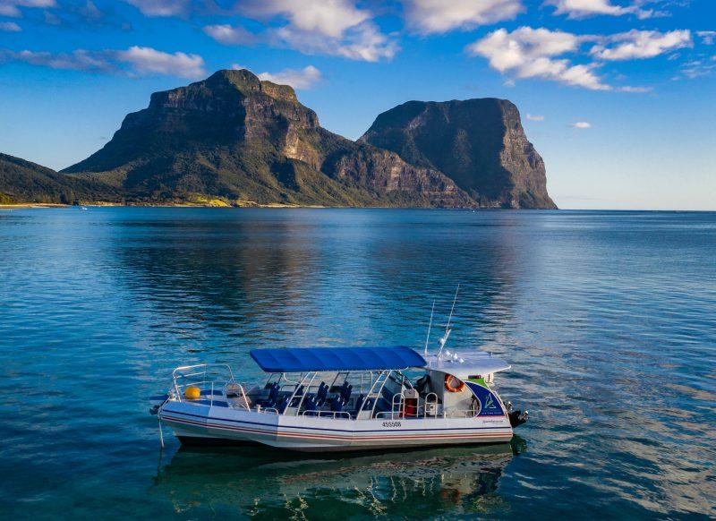 Lagoon Lord Howe Island