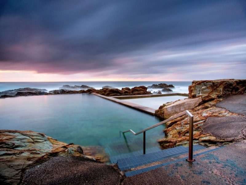 Reflections Holiday Parks Bermagui Blue Pool