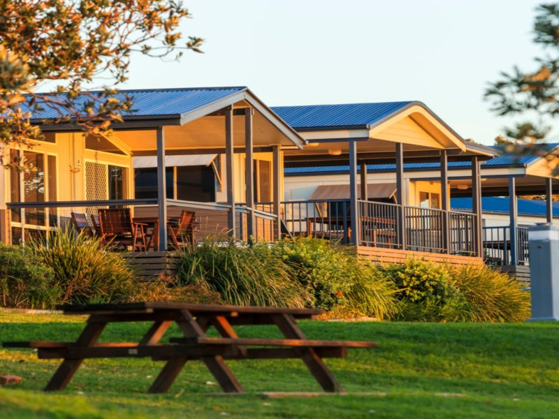 Reflections Holiday Parks Bonny Hills Cabins