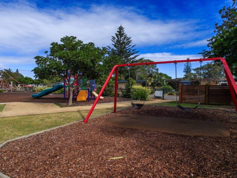 Reflections Holiday Parks Mylestom Playgrounds