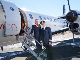 Regional Express Aircraft