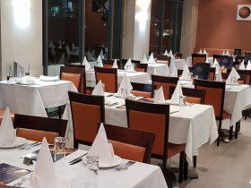 Inside Rehal's Restaurant