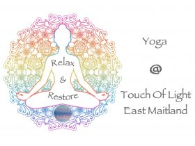Relax & Restore - Yoga - East Maitland