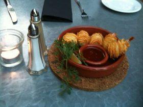 Restaurant 579 on Olive