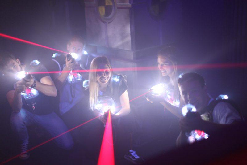 Revolution Laser Arena